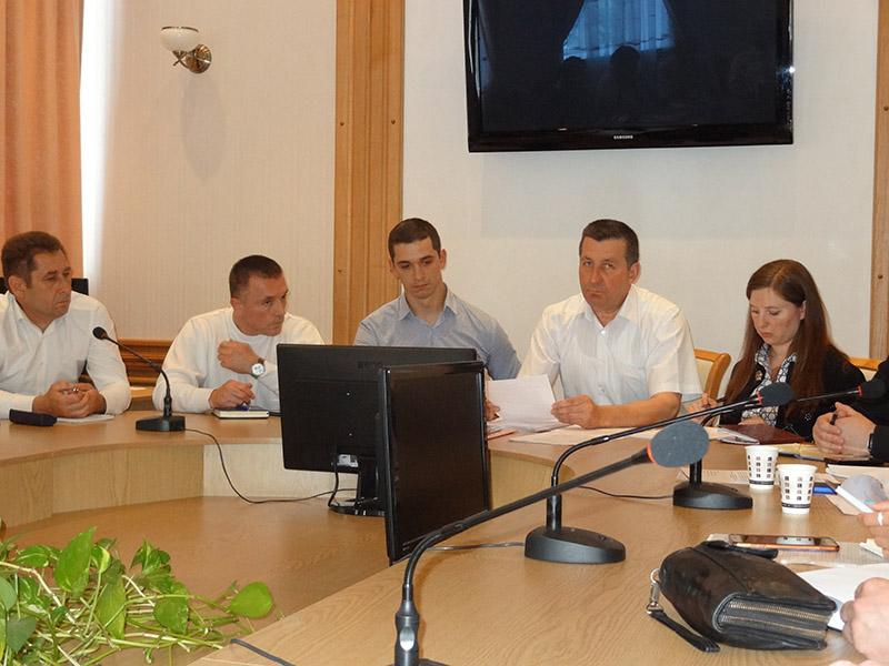 На базі Північно-Східного міжрегіонального управління з питань виконання кримінальних покарань була створена громадська рада